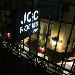 Отель JQC Rooms 2* Стандартный номер с двуспальной кроватью