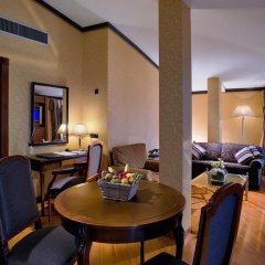 Hotel Melia Milano 5* Улучшенный люкс фото 10