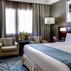 Отель Crowne Plaza Dubai Deira 5* Представительский номер с различными типами кроватей фото 4