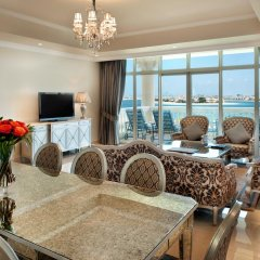 Kempinski Hotel & Residences Palm Jumeirah 5* Улучшенный люкс с различными типами кроватей фото 3