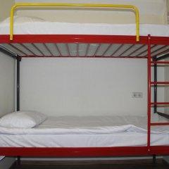 Hostel Zoo - Key2Gates Кровать в общем номере с двухъярусной кроватью фото 9