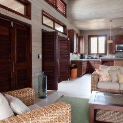 Отель Coral Beach Village Resort Гондурас, Остров Утила - отзывы, цены и фото номеров - забронировать отель Coral Beach Village Resort онлайн комната для гостей фото 5