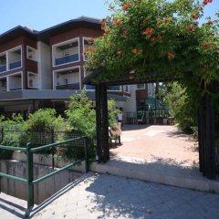 Mehtap Family Hotel вид на фасад фото 2