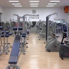 Отель FWS Forum Wellness Station Парма фитнесс-зал фото 2