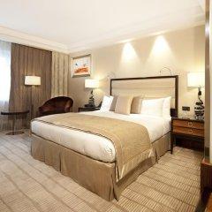 Гостиница Интерконтиненталь Москва 5* Номер Делюкс с разными типами кроватей