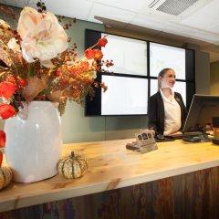 Отель Best Western Zaan Inn Нидерланды, Заандам - 2 отзыва об отеле, цены и фото номеров - забронировать отель Best Western Zaan Inn онлайн интерьер отеля