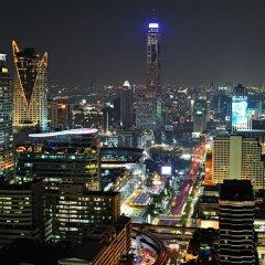Отель The St. Regis Bangkok 5* Номер Делюкс с различными типами кроватей фото 4