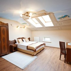 Гостевой Дом Inn Lviv Львов комната для гостей