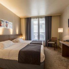 Hotel Des Artistes 3* Номер Комфорт с 2 отдельными кроватями фото 3