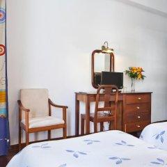 Мини-отель Residencial Colombo Стандартный номер с различными типами кроватей фото 4