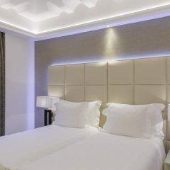Aleph Rome Hotel, Curio Collection by Hilton 5* Номер Делюкс с различными типами кроватей фото 3