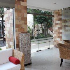 Отель Grand City Hotel Cancun Мексика, Канкун - отзывы, цены и фото номеров - забронировать отель Grand City Hotel Cancun онлайн балкон