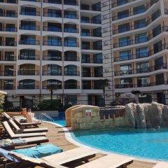 Апартаменты Sunny Beach Rent Apartments Karolina Солнечный берег бассейн фото 2