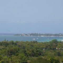 Отель Ocean View Chalet пляж