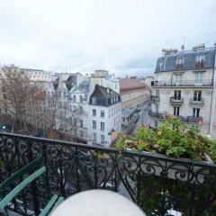 Familia Hotel балкон