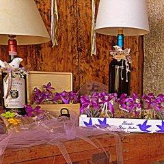 Отель Agriturismo Borgovecchio Палаццоло-делло-Стелла ванная