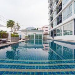 Отель Rang Hill Residence бассейн