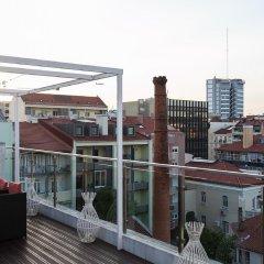 Отель Charming Penthouse with Private Terrace Лиссабон фото 3