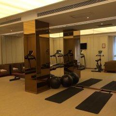 Отель Fu Kai Сиань фитнесс-зал фото 2
