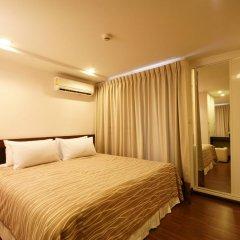 I Residence Hotel Sathorn 3* Улучшенный номер с различными типами кроватей фото 4