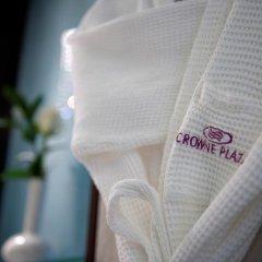 Отель Crowne Plaza Dubai Deira 5* Представительский номер с различными типами кроватей фото 2