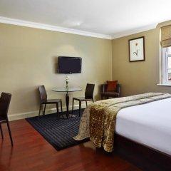 Отель Radisson Blu Edwardian Grafton 4* Номер Делюкс с различными типами кроватей фото 4