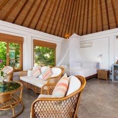 Отель Cape Shark Pool Villas 4* Семейная студия с двуспальной кроватью фото 3