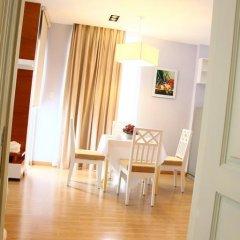 Отель Angela Boutique Serviced Residence 4* Студия Делюкс с различными типами кроватей фото 3