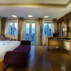 Hanoi Elegance Ruby Hotel 3* Полулюкс с различными типами кроватей фото 8