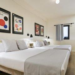 Hotel El Call Стандартный номер с различными типами кроватей фото 7