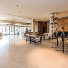 Hotel Mercader гостиничный бар
