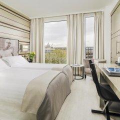 Отель H10 London Waterloo 4* Стандартный номер с различными типами кроватей фото 3