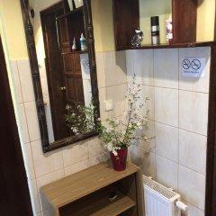 Отель Centrum Wypoczynkowe Karman Стандартный номер с двуспальной кроватью фото 15