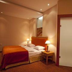 Amber Spa Boutique Hotel 4* Люкс студио разные типы кроватей
