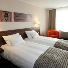 Отель Mercure Marijampole 4* Улучшенный номер с двуспальной кроватью