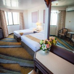 First Pacific Hotel And Convention 5* Номер Делюкс фото 10