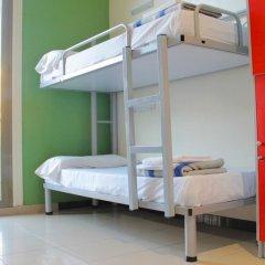 Отель Safestay Passeig de Gracia 2* Стандартный номер с двуспальной кроватью фото 4