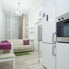 Апартаменты Na Konushennoy Apartment Апартаменты с различными типами кроватей фото 6