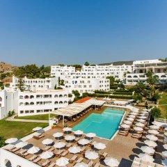 Отель Lindos Village Resort & Spa бассейн фото 3