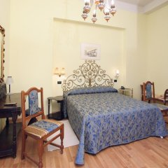 Hotel Berna 2* Стандартный номер с различными типами кроватей фото 2