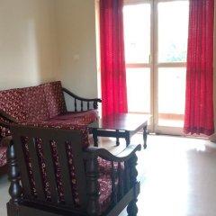 Апартаменты Seacoast Service Apartment Гоа комната для гостей фото 5