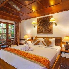 Отель Tropica Bungalow Resort 3* Стандартный номер с различными типами кроватей фото 14