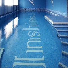 Гостиница -отель Inshinka-SPA в Туле 3 отзыва об отеле, цены и фото номеров - забронировать гостиницу -отель Inshinka-SPA онлайн Тула бассейн фото 2