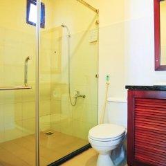 Отель Sea Star Resort 3* Улучшенное бунгало с различными типами кроватей фото 14