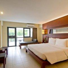 Отель Sunshine Garden Resort 3* Улучшенный номер с различными типами кроватей фото 4