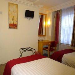 Отель Americana Hotel Великобритания, Лондон - 2 отзыва об отеле, цены и фото номеров - забронировать отель Americana Hotel онлайн удобства в номере фото 2