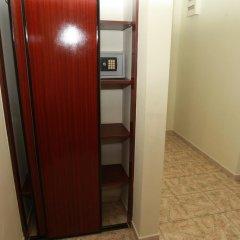 Hotel Vila Prestige сейф в номере