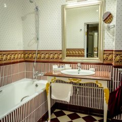 Hotel Petrovsky Prichal Luxury Hotel&SPA 5* Полулюкс разные типы кроватей фото 10