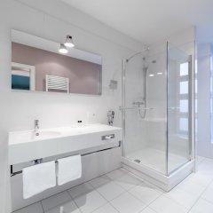 Design Hotel Stadt Rosenheim 3* Номер Комфорт двуспальная кровать фото 5