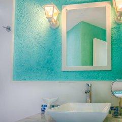 Отель Studio Suite At Marina Cabo Plaza Мексика, Золотая зона Марина - отзывы, цены и фото номеров - забронировать отель Studio Suite At Marina Cabo Plaza онлайн ванная